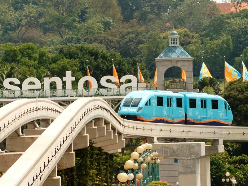 Singapore Sentosa Island