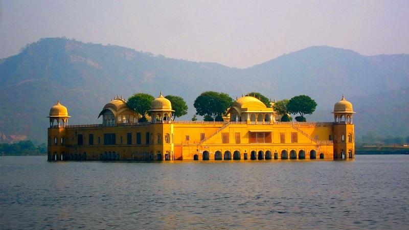 Jaipur-jal mahal