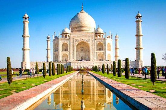 Agra Taj Mahal 1