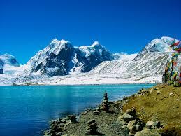 sikkim lakes .